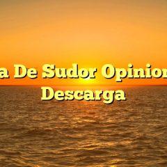 Basta De Sudor Opiniones y Descarga