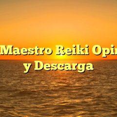 Curso Maestro Reiki Opiniones y Descarga