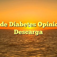 Libre de Diabetes Opiniones y Descarga
