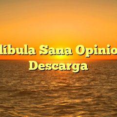 Mandíbula Sana Opiniones y Descarga