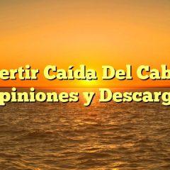 Revertir Caída Del Cabello Opiniones y Descarga