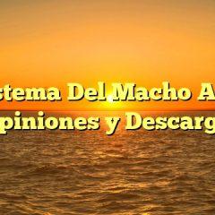 Sistema Del Macho Alfa Opiniones y Descarga